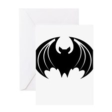 BAT (12) Greeting Card