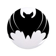 "BAT (12) 3.5"" Button"