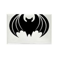 BAT (12) Rectangle Magnet (100 pack)