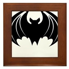 BAT (12) Framed Tile