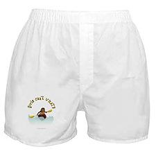 Dark Kayaking Boxer Shorts