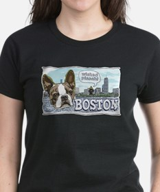 Wicked Pissah Boston Terrier Tee