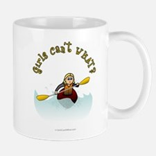 Blonde Kayaking Mug