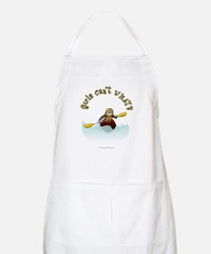 Blonde Kayaking BBQ Apron