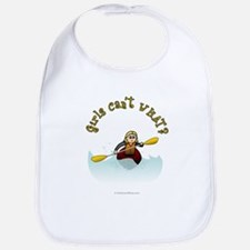 Blonde Kayaking Bib