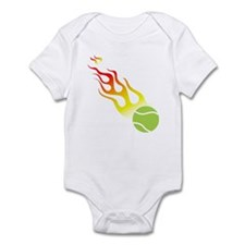 Tennis On Fire! Onesie