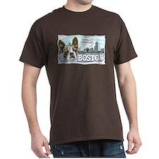 Sweet Caroline Boston Terrier T-Shirt