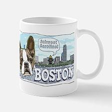 Sweet Caroline Boston Terrier Mug