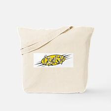 Unique Crash Tote Bag