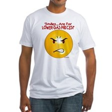 Lower Gas Smiley T-Shirt