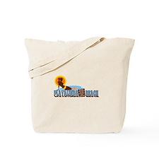 Playalinda Beach FL Tote Bag