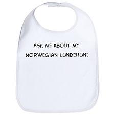 Ask me: Norwegian Lundehund  Bib