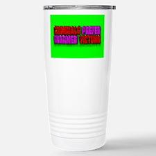 Criminals Prefer Unarmed Vict Travel Mug