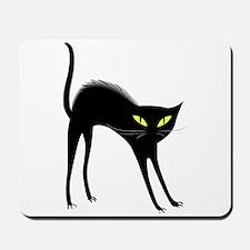 BLACK CAT (18) Mousepad