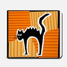 BLACK CAT (20) Mousepad