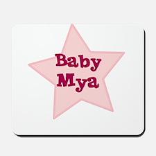 Baby Mya Mousepad