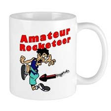 Amateur Rockets Mug