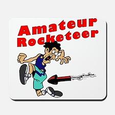 Amateur Rockets Mousepad