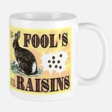 FoolsRaisins Mugs