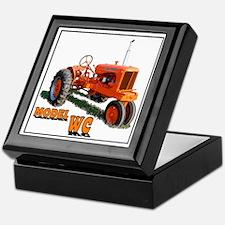 Chalmers grandpa agriculture Keepsake Box