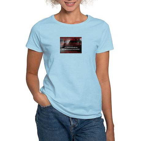 Old South Pittsburg Hospital Women's Light T-Shirt