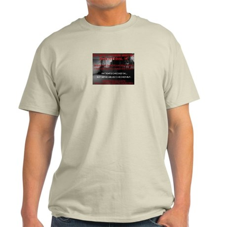 Old South Pittsburg Hospital Light T-Shirt
