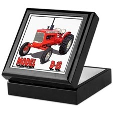 Chalmers grandpa agriculture Keepsake Box