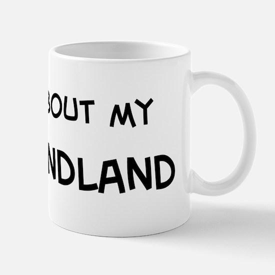 Ask me: Newfoundland  Mug