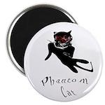 Phantom Cat Magnet