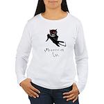 Phantom Cat Women's Long Sleeve T-Shirt