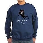 Phantom Cat Sweatshirt (dark)