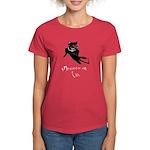 Phantom Cat Women's Dark T-Shirt