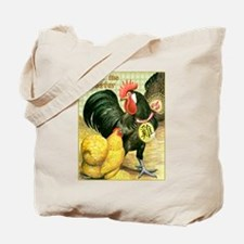 Year Of The Rooster2 Tote Bag