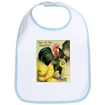 Year Of The Rooster2 Bib