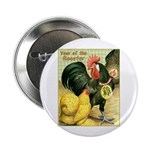 """Year Of The Rooster2 2.25"""" Button (100 pack)"""