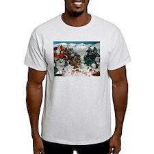Unique Twisted christmas T-Shirt