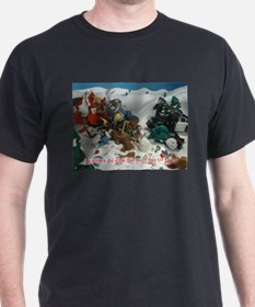 Funny Sick and twisted T-Shirt