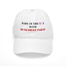 Hungarian Parts Baseball Cap