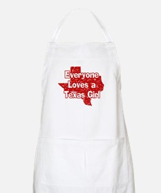 Texas Girl BBQ Apron