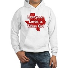 Texas Girl Jumper Hoody