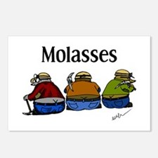 Molasses Postcards (Package of 8)
