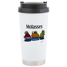 Molasses Stainless Steel Travel Mug
