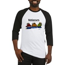 Molasses Baseball Jersey