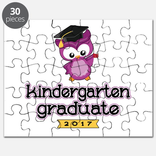 Kindergarten Grad 2017 Puzzle