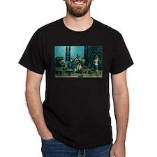 Unique Irreverent christmas T-Shirt