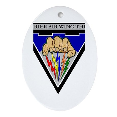 Carrier Air Wing Three CVW-3 US Navy Ships Ornamen