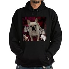 French Bulldog Mother & Puppi Hoodie