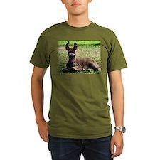 Sleepy Donkey Baby T-Shirt