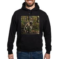 Wolf in Trees Hoodie