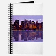 Manhattan Cityscape Reflectio Journal